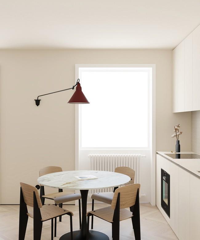 2 căn hộ nhỏ nhưng vô cùng đỉnh cao cho sự kết hợp giữa phong cách tối giản và phong cách Scandinavian  - Ảnh 5.