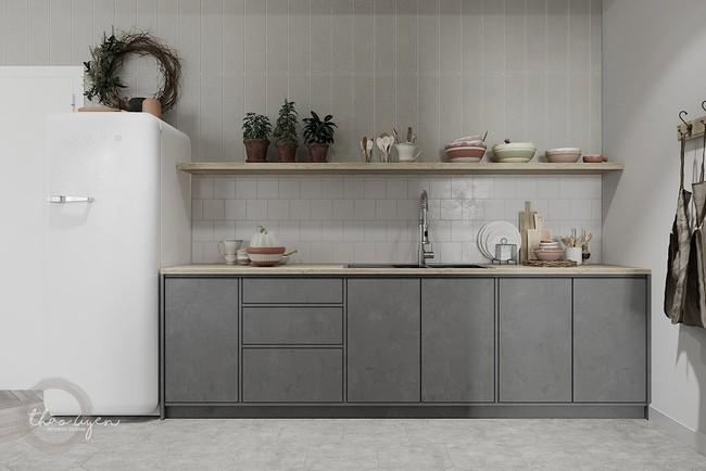 2 căn hộ nhỏ nhưng vô cùng đỉnh cao cho sự kết hợp giữa phong cách tối giản và phong cách Scandinavian  - Ảnh 11.