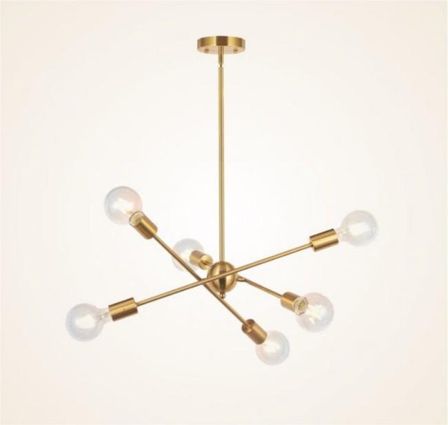 Gợi ý những mẫu đèn chùm tuyệt đẹp giúp không gian bừng sáng trong năm mới - Ảnh 1.