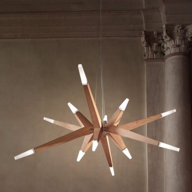 Gợi ý những mẫu đèn chùm tuyệt đẹp giúp không gian bừng sáng trong năm mới - Ảnh 2.