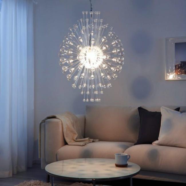 Gợi ý những mẫu đèn chùm tuyệt đẹp giúp không gian bừng sáng trong năm mới - Ảnh 23.