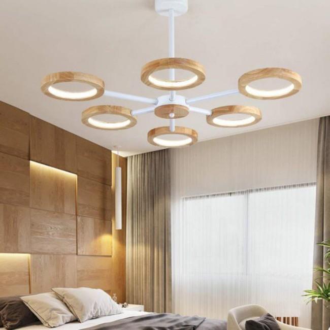 Gợi ý những mẫu đèn chùm tuyệt đẹp giúp không gian bừng sáng trong năm mới - Ảnh 22.