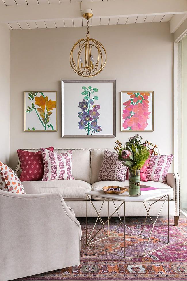Đèn thả trần - xu hướng nội thất phòng khách 2019 để bạn lựa chọn cho gia đình - Ảnh 1.