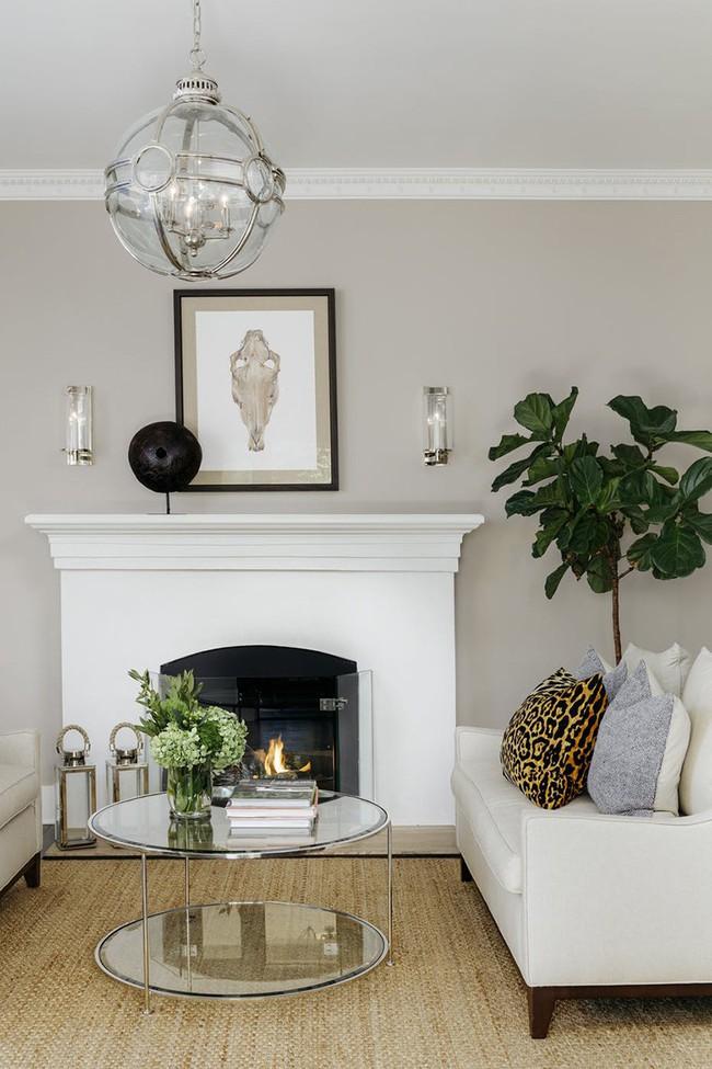 Đèn thả trần - xu hướng nội thất phòng khách 2019 để bạn lựa chọn cho gia đình - Ảnh 17.