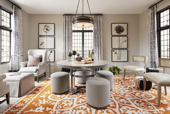 Đèn thả trần - xu hướng nội thất phòng khách 2019 để bạn lựa chọn cho gia đình - Ảnh 18.