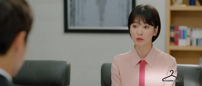 Với 4 tips diện đồ ai cũng học được, Song Hye Kyo vừa hóa nữ thần công sở lại cưa đổ trai trẻ trong Encounter - Ảnh 7.