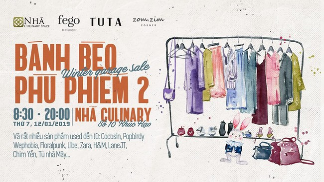 Loạt hội chợ, workshop cực chất lượng để chuẩn bị cho Tết đang đến gần ở Hà Nội, Sài Gòn - Ảnh 2.