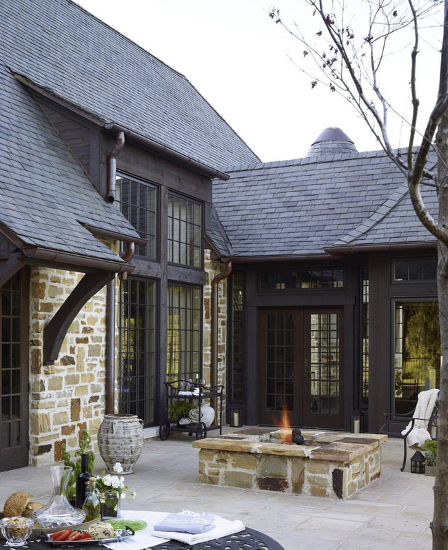 10 ví dụ về ngôi nhà tranh cho thấy nhà đẹp như cổ tích là hoàn toàn có thật - Ảnh 3.