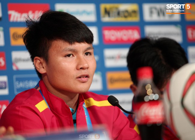 Quang Hải: Quên Thường Châu đi, tuyển Việt Nam phải thích nghi với đẳng cấp ở Asian Cup - Ảnh 1.