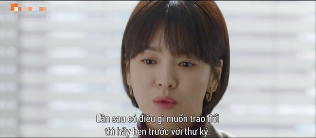 Song Hye Kyo hy sinh sự nghiệp chính trị để đến với phi công trẻ - Ảnh 4.