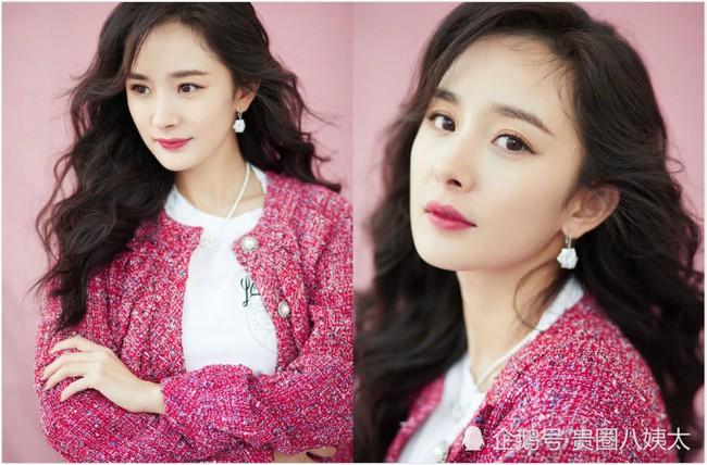 Sau khi ly hôn, Dương Mịch càng ngày càng gầy yếu khiến fan vô cùng xót xa - Ảnh 2.