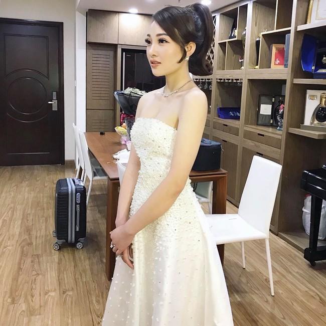 Nhan sắc lộng lẫy, gia thế đáng gờm của cô dâu sống trong lâu đài, đám cưới ngập vàng ở Nam Định - Ảnh 12.