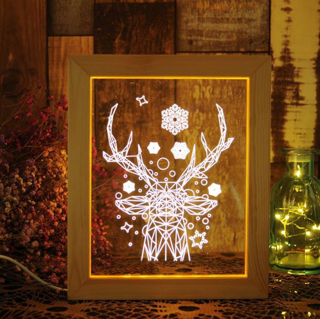 Những mẫu đèn Led được săn lùng nhiều nhất trang trí nhà lung linh ngày Tết - Ảnh 20.