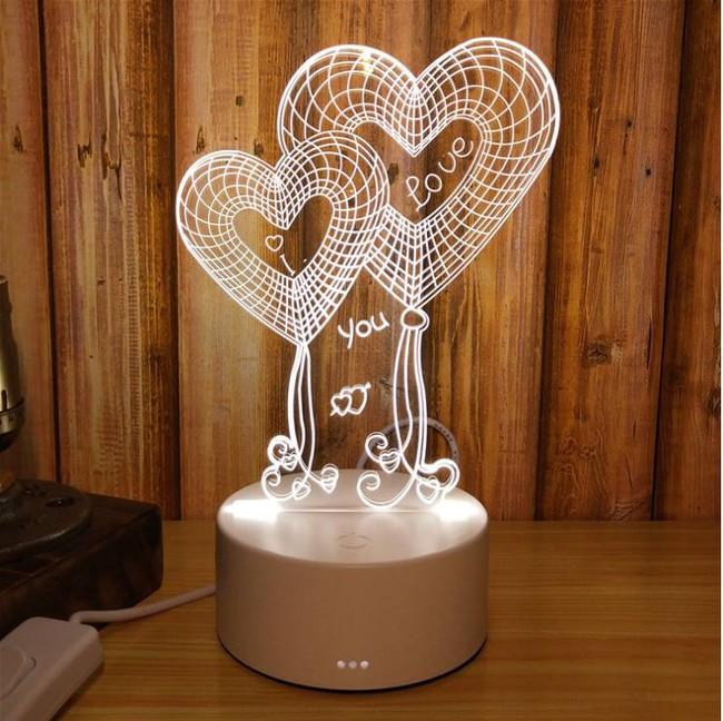 Những mẫu đèn Led được săn lùng nhiều nhất trang trí nhà lung linh ngày Tết - Ảnh 23.