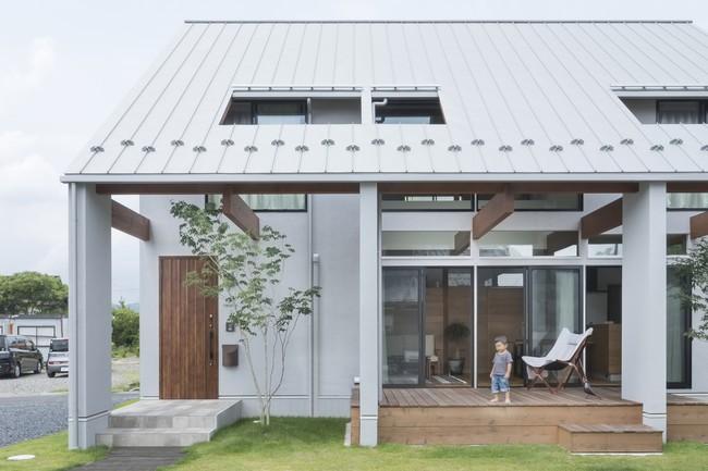 Ngôi nhà cấp 4 ở Nhật có mái hiên rộng để che nắng mưa, cảm nhận vị ấm của hạnh phúc gia đình - Ảnh 2.