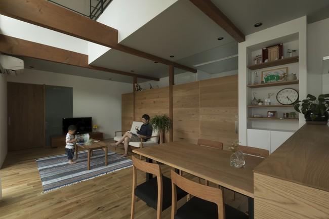 Ngôi nhà cấp 4 ở Nhật có mái hiên rộng để che nắng mưa, cảm nhận vị ấm của hạnh phúc gia đình - Ảnh 9.
