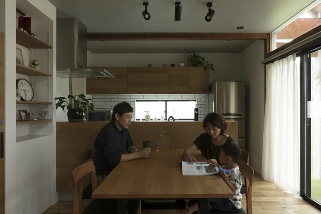 Ngôi nhà cấp 4 ở Nhật có mái hiên rộng để che nắng mưa, cảm nhận vị ấm của hạnh phúc gia đình - Ảnh 16.