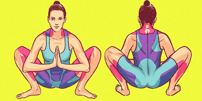 Chị em muốn có cơ thể vừa linh hoạt lại trông trẻ đẹp hơn tuổi thật thì tập ngay 8 động tác này - Ảnh 2.