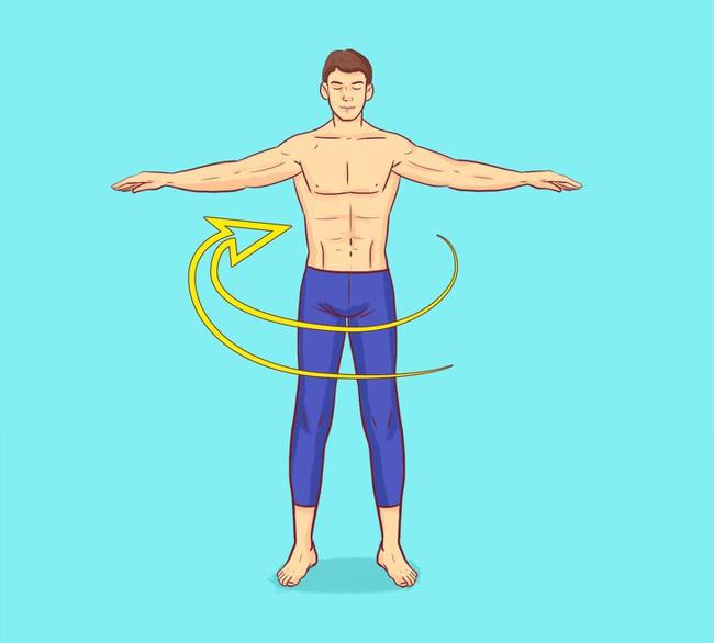 Chị em muốn có cơ thể vừa linh hoạt lại trông trẻ đẹp hơn tuổi thật thì tập ngay 8 động tác này - Ảnh 3.