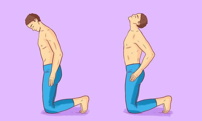 Chị em muốn có cơ thể vừa linh hoạt lại trông trẻ đẹp hơn tuổi thật thì tập ngay 8 động tác này - Ảnh 5.