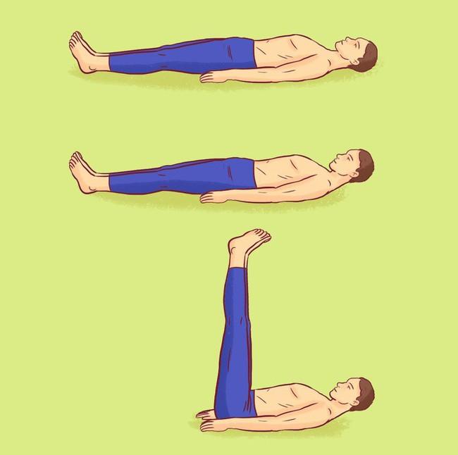 Chị em muốn có cơ thể vừa linh hoạt lại trông trẻ đẹp hơn tuổi thật thì tập ngay 8 động tác này - Ảnh 6.