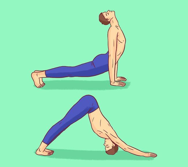 Chị em muốn có cơ thể vừa linh hoạt lại trông trẻ đẹp hơn tuổi thật thì tập ngay 8 động tác này - Ảnh 8.