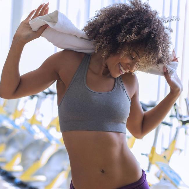 Phương pháp giảm mỡ bụng đơn giản và hiệu quả tại nhà - Ảnh 1.