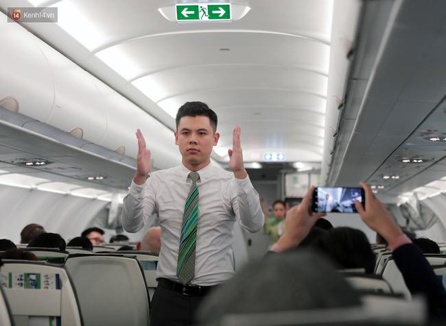 Phải công nhận, đồng phục của tiếp viên Bamboo Airways không chỉ lịch sự mà còn rất đẹp và trendy - Ảnh 4.