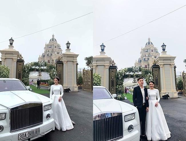 Lộ diện nhan sắc mẫu thân đáng ngưỡng mộ của cô dâu trong đám cưới 200 cây vàng ở Nam Định - Ảnh 2.