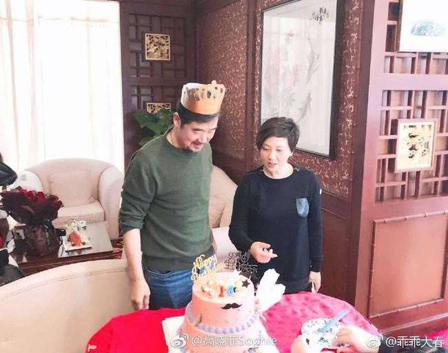 Hòa Thân Vương Cương, Càn Long Trương Thiết Lâm hội ngộ Kỷ Hiểu Lam Trương Quốc Lập nhân ngày sinh nhật  - Ảnh 1.