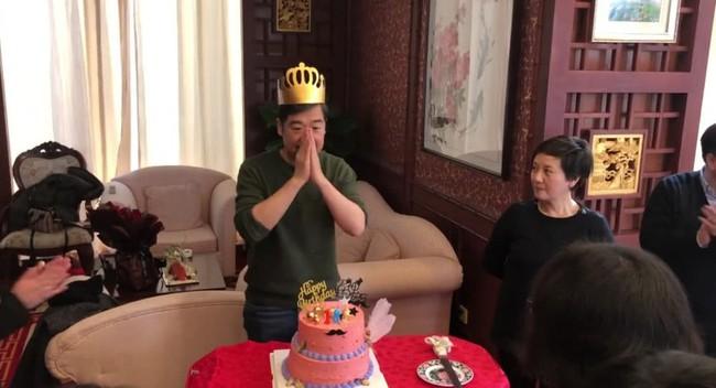 Hòa Thân Vương Cương, Càn Long Trương Thiết Lâm hội ngộ Kỷ Hiểu Lam Trương Quốc Lập nhân ngày sinh nhật  - Ảnh 2.