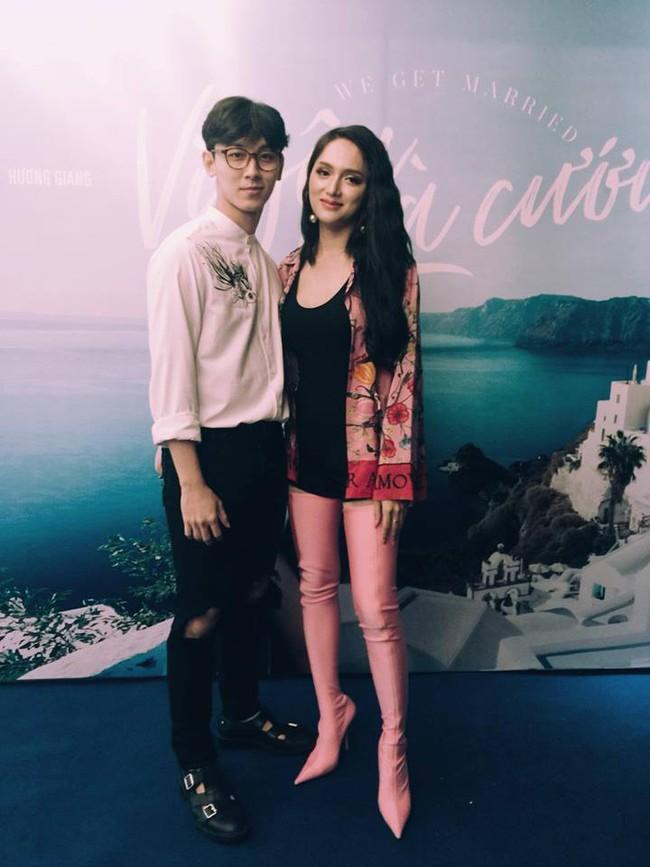 Người ấy là ai?: Lộ ảnh bên nhau 1 năm trước của Hoa hậu Hương Giang và chàng trai nấu ăn Khánh Ngô - Ảnh 3.