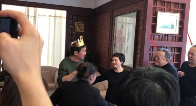 Hòa Thân Vương Cương, Càn Long Trương Thiết Lâm hội ngộ Kỷ Hiểu Lam Trương Quốc Lập nhân ngày sinh nhật  - Ảnh 7.