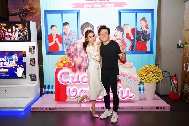 Trấn Thành bật mí cảnh tình cảm với vợ bầu Ninh Dương Lan Ngọc - Ảnh 3.