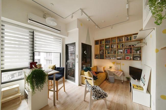 25 phòng ăn cho căn hộ nhỏ vừa đẹp lại vừa tiết kiệm không gian - Ảnh 25.
