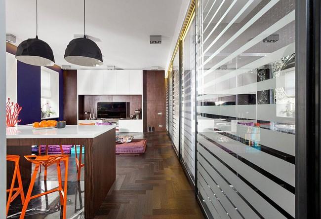 25 phòng ăn cho căn hộ nhỏ vừa đẹp lại vừa tiết kiệm không gian - Ảnh 5.