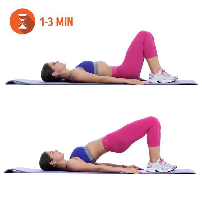 Bài tập đơn giản biến đổi toàn bộ cơ thể bạn trong vòng 1 tháng - tập ngay thôi thì sẽ kịp đón Tết - Ảnh 6.