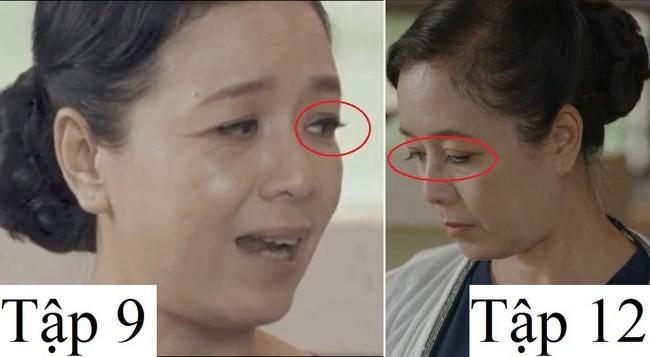 Ngỡ rất hoàn hảo nhưng bà Phương (NSƯT Chiều Xuân) vẫn mắc phải lỗi làm đẹp phổ biến này trong Chạy Trốn Thanh Xuân - Ảnh 4.