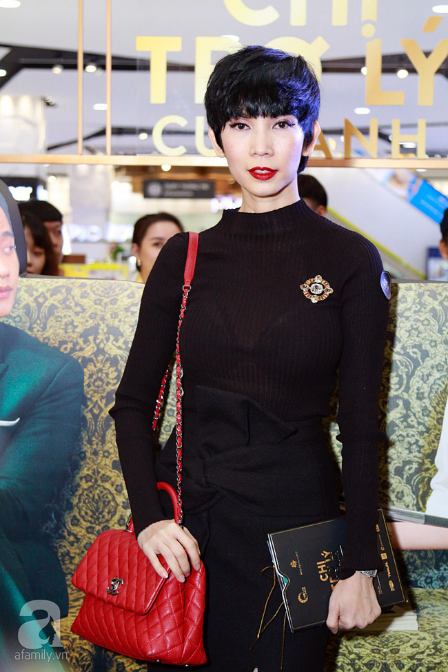 Đông đảo sao Việt nô nức đến chúc mừng chị trợ lý Mỹ Tâm cùng Mai Tai Phến - Ảnh 27.