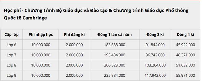 Choáng với học phí hàng trăm triệu mỗi năm của các trường Quốc tế mà con cái sao Việt theo học - Ảnh 3.