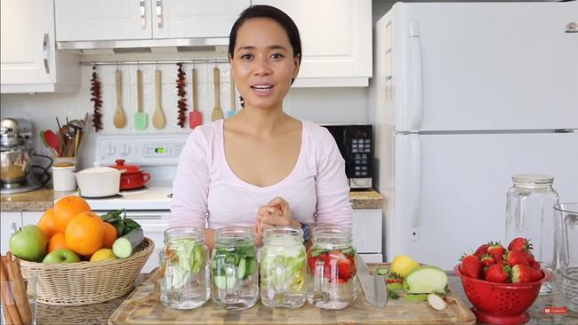 Thực đơn 10 ngày ăn sạch giúp giảm mỡ bụng, thanh lọc cơ thể của cô gái Việt nhưng là bà nội trợ kiểu Mỹ - Ảnh 20.