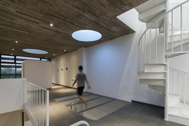 Ngôi nhà 43m² có thiết kế đặc biệt để tránh côn trùng và ô nhiễm ở Sài Gòn - Ảnh 16.