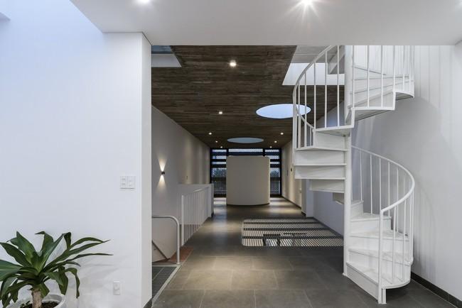 Ngôi nhà 43m² có thiết kế đặc biệt để tránh côn trùng và ô nhiễm ở Sài Gòn - Ảnh 14.