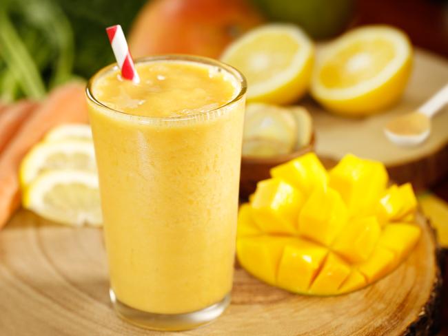 Muốn giảm cân, bữa sáng nhất định phải uống sinh tố và chỉ uống sinh tố mà thôi! - Ảnh 2.