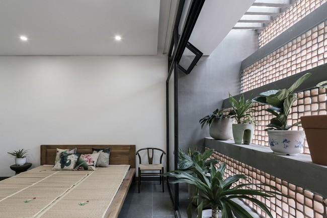 Ngôi nhà 43m² có thiết kế đặc biệt để tránh côn trùng và ô nhiễm ở Sài Gòn - Ảnh 7.
