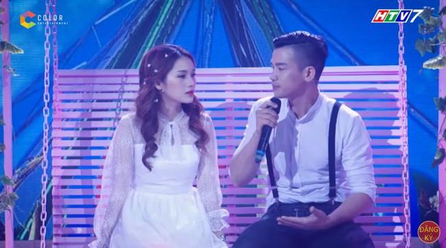 Fan Người ấy là ai? tố chàng trai màu tím trong tập của Hương Giang từng ôm hôn nữ chính của show hẹn hò khác - Ảnh 3.
