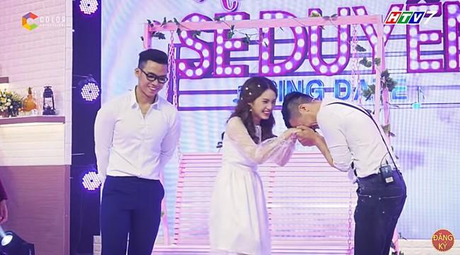 Fan Người ấy là ai? tố chàng trai màu tím trong tập của Hương Giang từng ôm hôn nữ chính của show hẹn hò khác - Ảnh 6.