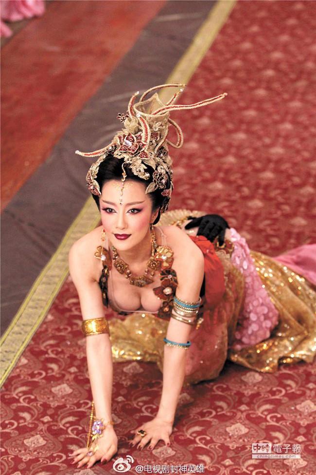 Nàng Đát Kỷ Lý Y Hiểu hút mọi ánh nhìn trong Minh Lan truyện nhờ bí quyết giữ dáng này - Ảnh 2.