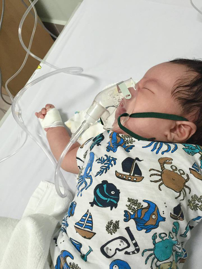 Mẹ Hà Nội với trải nghiệm kinh hoàng khi cả 2 con bị nhiễm virus RSV và bài học cảnh báo cho các mẹ - Ảnh 3.