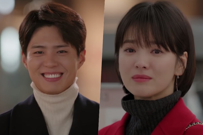 2 tập cuối phim của Song Hye Kyo - Park Bo Gum liệu có tệ như phim của Park Shin Hye - Hyun Bin? - Ảnh 3.